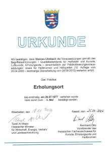 Urkunde_Ulmbach_Erholungsort